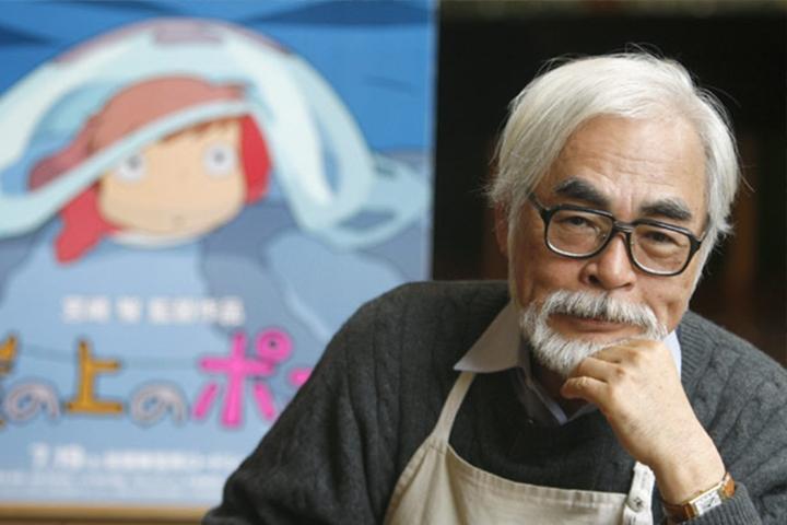 Mon top 5 des films de HayaoMiyazaki