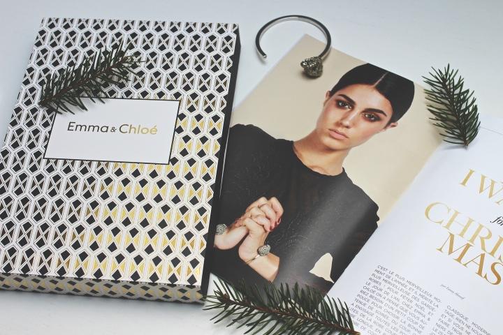 Emma & Chloé / box de décembre2016