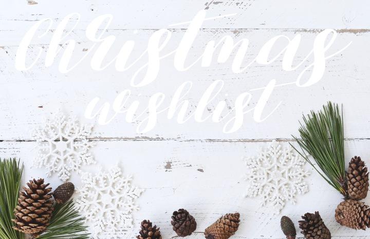 Ma wishlist de Noël2017